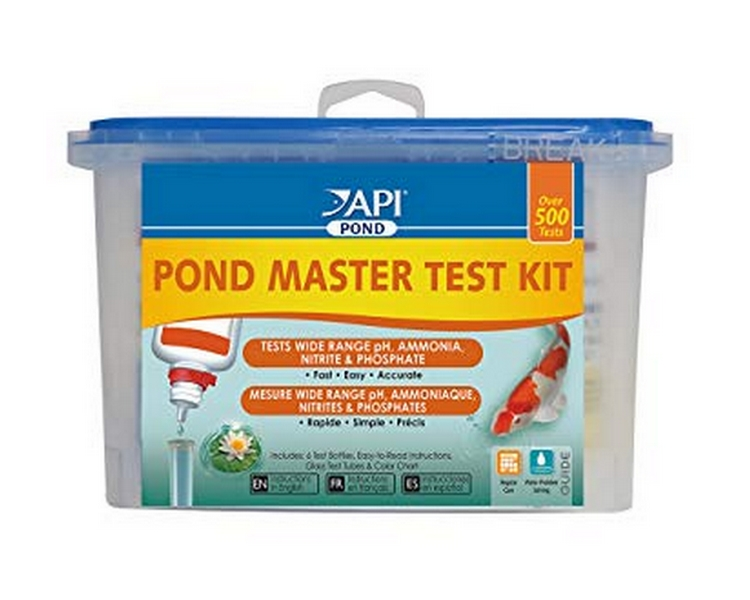 API Pond Master Water Test Kit - Multi Test