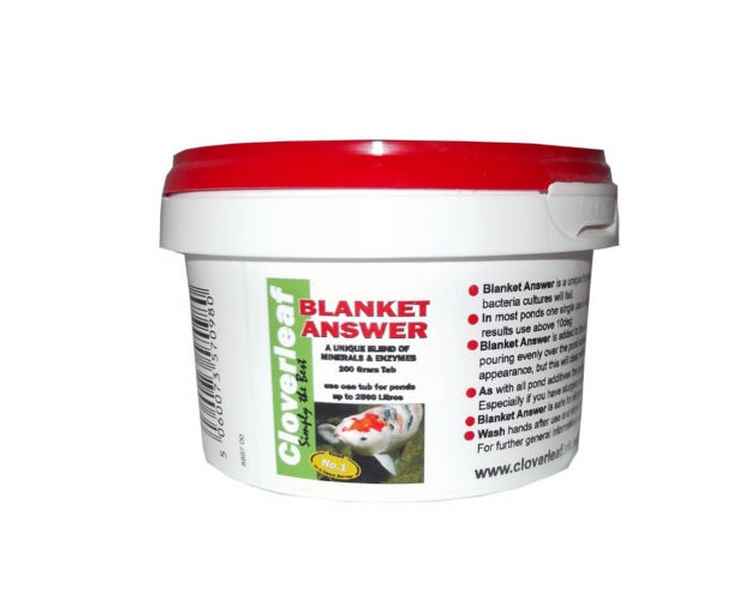 Cloverleaf Blanket Answer 200g - Blanket Weed Solution