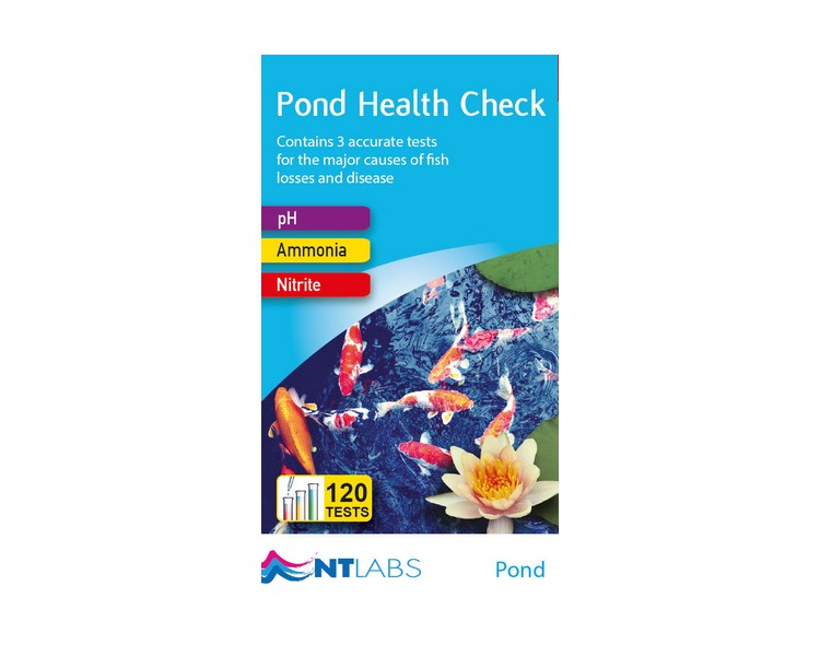 NT Labs - Pond Health Check Test Kit